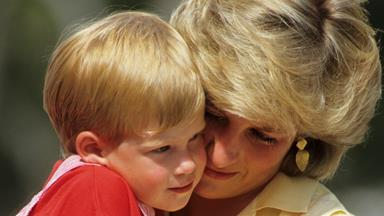 Prince Harry: I still think of mum every day
