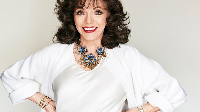Joan Collins: I have finally found Mr Right