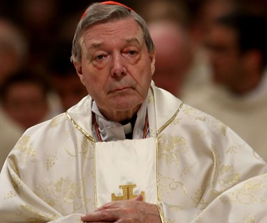 Is George Pell an enemy of the church?