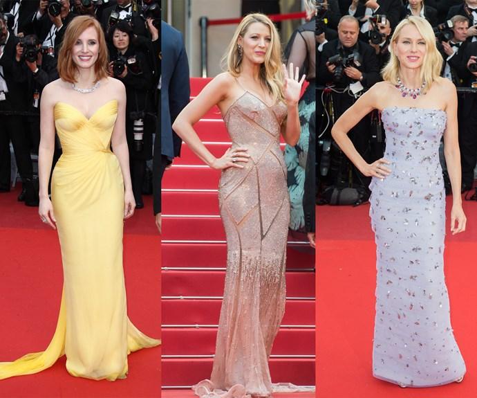 2016 Cannes Film Festival red carpet
