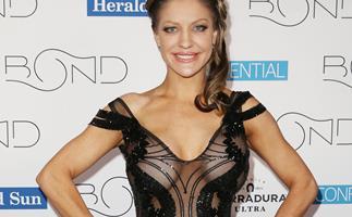 Brynne flaunts her fabulous new figure in revealing dress