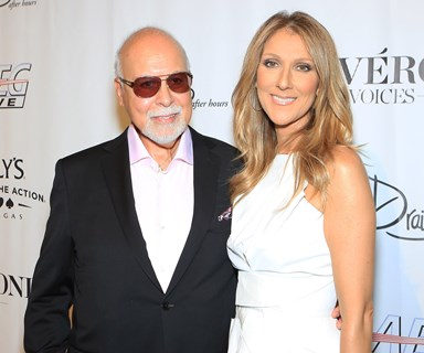 Celine Dion's last words to her husband
