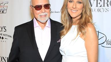 Celine Dion's last words to her husband