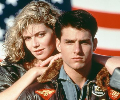 Remember Kelly McGillis from Top Gun? You won't recognise her now