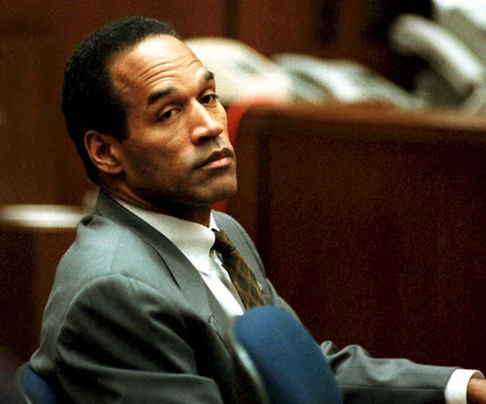 What OJ whispered after verdict