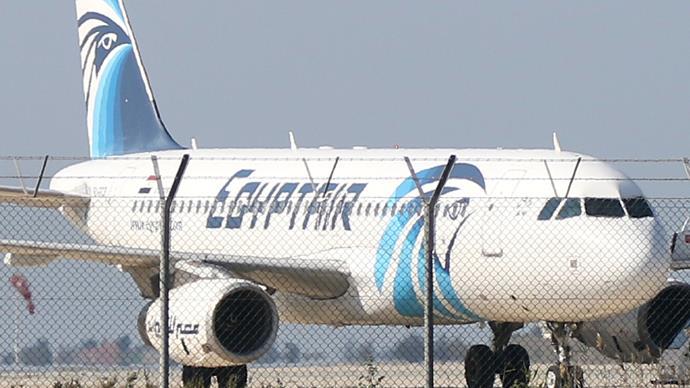 Egypt Air plane leaving Paris has gone missing