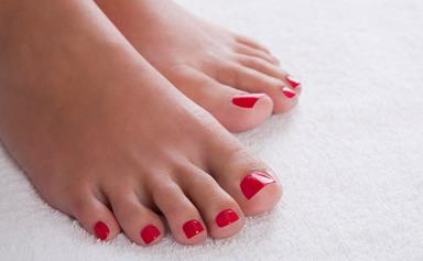 What your toes say about you