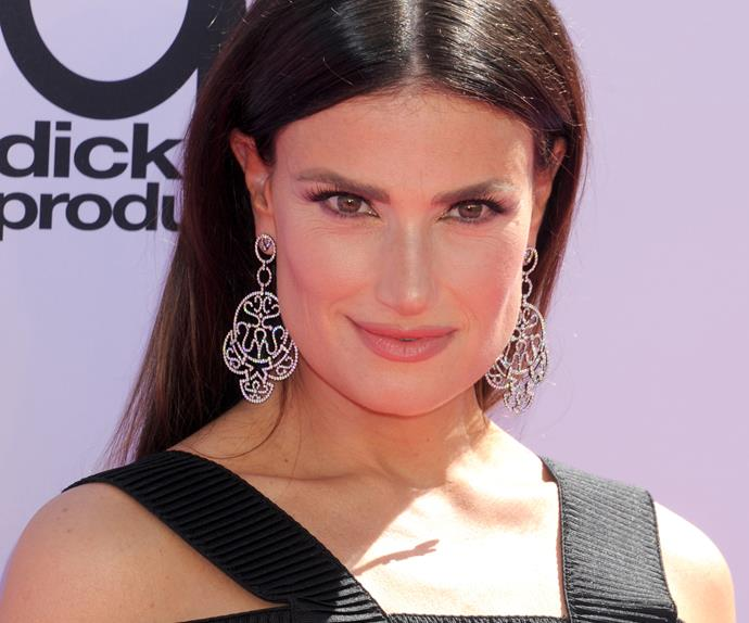 Idina Menzel speaks up for the #GiveElsaAGirlfriend campaign