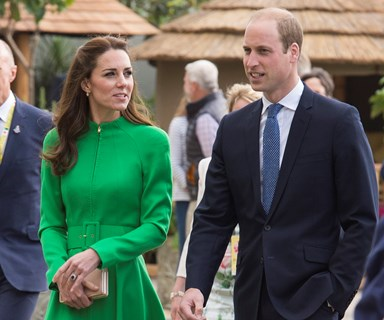William and Kate's sweet nicknames for each other revealed