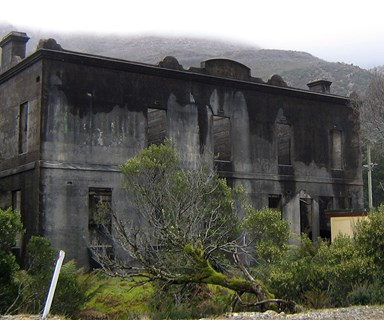 Top 10 Tasmanian ghost towns