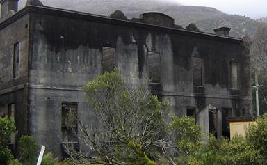 Top 10 Tasmanian ghost towns
