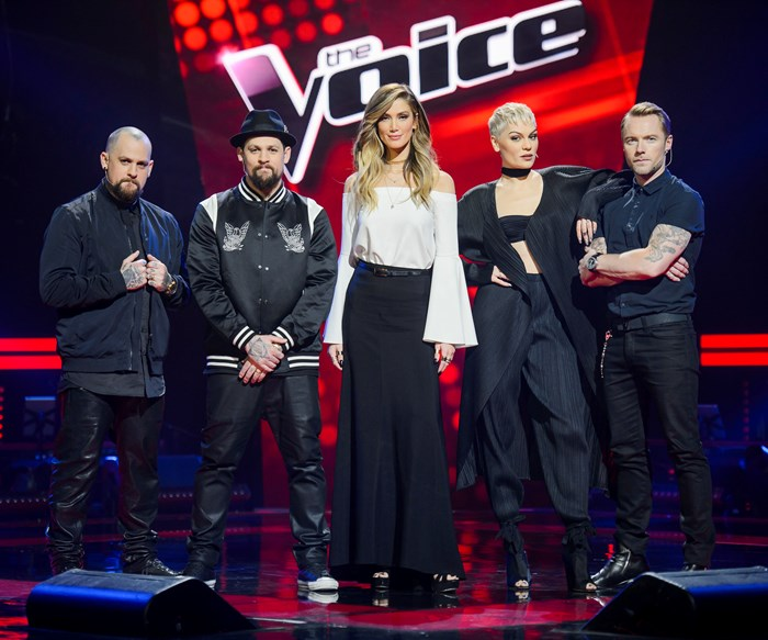 The truth behind The Voice live recordings