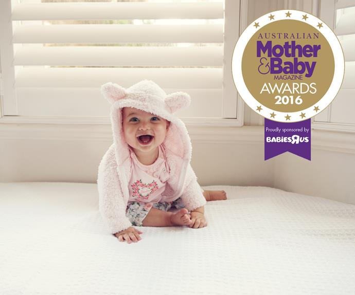 2016 Australian Mother and Baby Awards