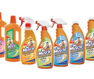 Popular cleaning products ingredients revealed