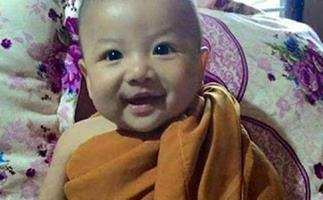 Amazing recovery of baby stabbed and buried alive