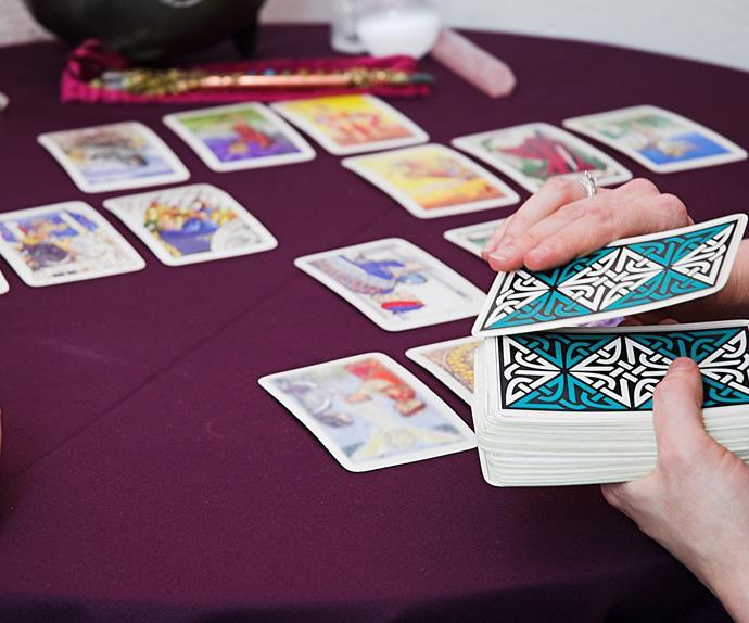 How a tarot card reader caught a murderer
