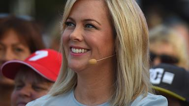 Sam Armytage attacked in street