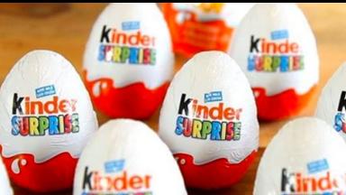 Boy finds drugs in Kinder Surprise egg