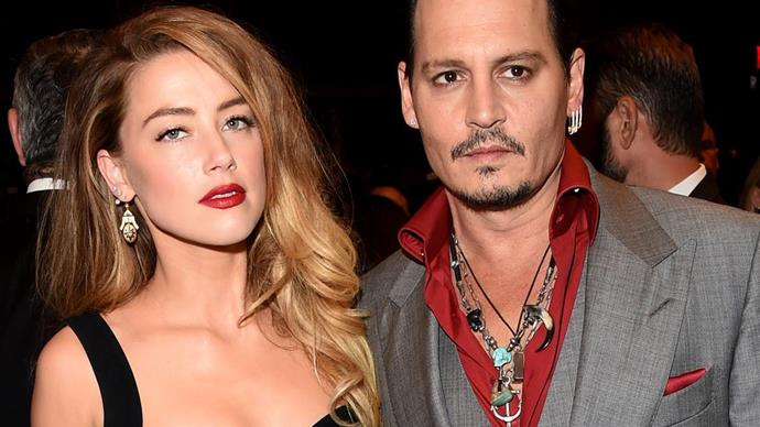 Johnny Depp 'tried to suffocate Amber Heard with a pillow'