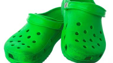 Why Crocs are bad for your health