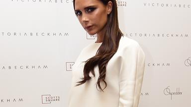 Victoria Beckham doesn't look like this anymore