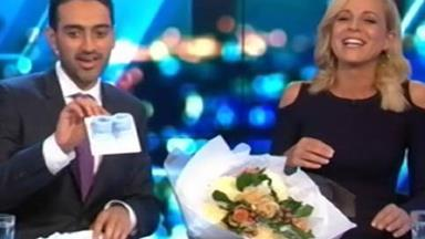 Carrie Bickmore's strange on-air pregnancy announcement