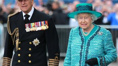 Put away the crown jewels! Queen Elizabeth & Prince Philip won't have a big 70th wedding anniversary