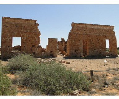 Australia's top 10 ghost towns