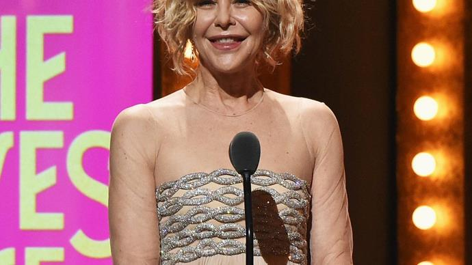 """Is Meg Ryan's face really """"unrecognisable""""?"""