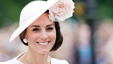 Duchess Kate's best hair look this week