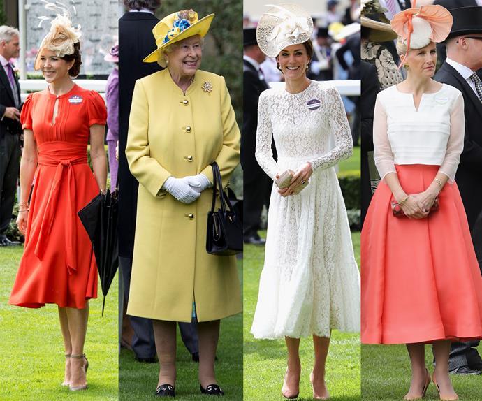 Princess Mary makes stylish Royal Ascot debut