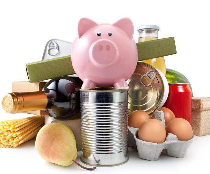 Money saving supermarket tips