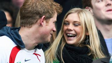 Prince Harry's ex Chelsy opens up about their relationship