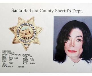 Michael Jackson child pornography stash found