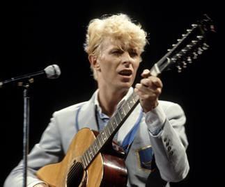 You can now own a piece of David Bowie's hair