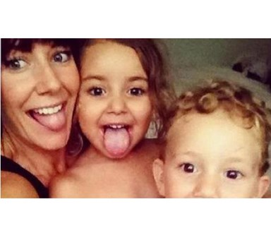 Sally Faulkner charged with kidnapping her own children