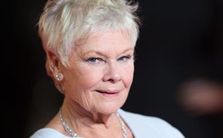 Judi Dench gets first tattoo at 81