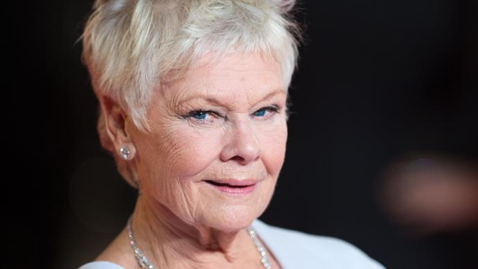 Judi Dench gets first tattoo at 81