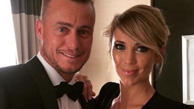 Bec and Lleyton's children make modelling debut