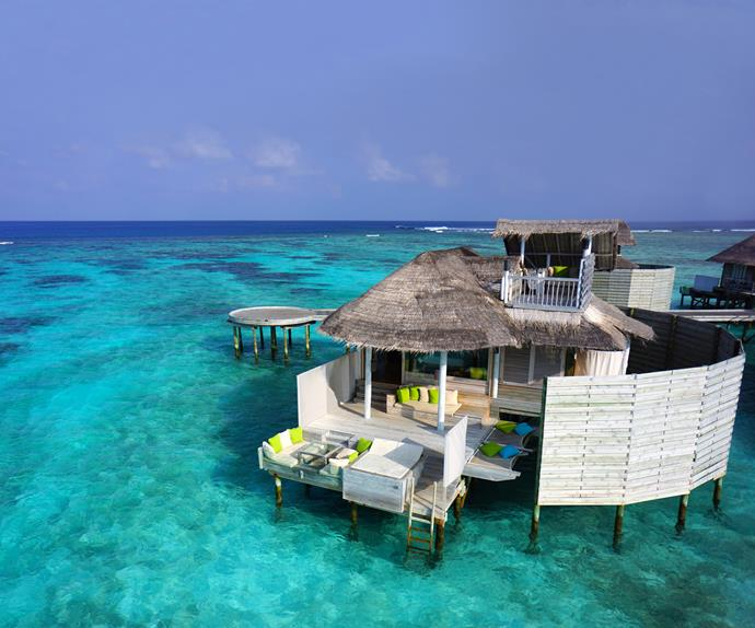 The Majestic Maldives