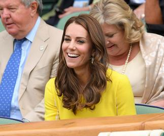 Duchess Kate is on Snapchat!