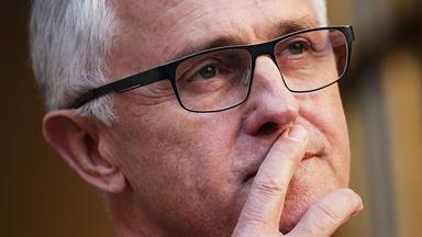 Malcolm Turnbull admits donating almost $2 million to election campaign