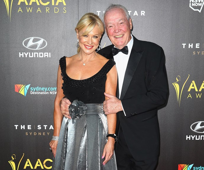 Kerri-Anne Kennerley's husband John coming home