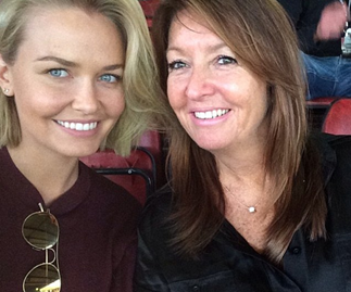 Lara Worthington's mum opens up about star's second pregnancy
