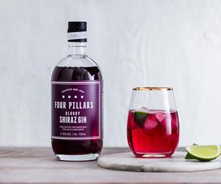 Have you ever tried Shiraz Gin?