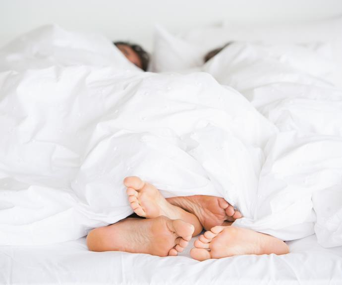 Nearly three out of four women will experience painful intercourse at some time. *(Image: Getty Images)*