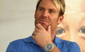 Shane Warne's foul-mouthed outburst