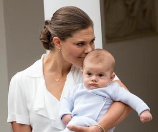 Prince Oscar's royal performance