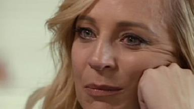 Carrie's tears for terminally ill boy