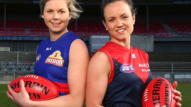 Meet the women at the forefront of the AFL